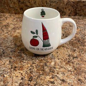 Gnome For The Holidays Christmas Mug